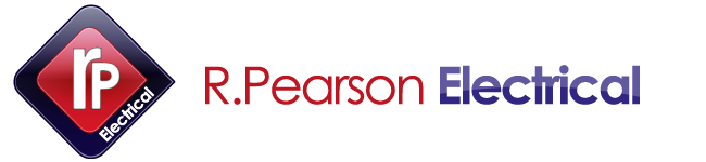 R Pearson Electrical Logo