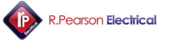 R Pearson Electrical Mobile Logo