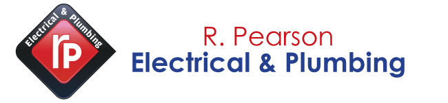 R Pearson Electrical and Plumbing Logo